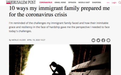 10 ways my immigrant family prepared me for the coronavirus crisis