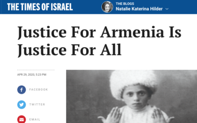 Justice For Armenia Is Justice For All