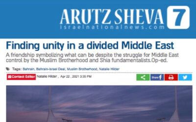 Finding Unity in a Divided Middle East